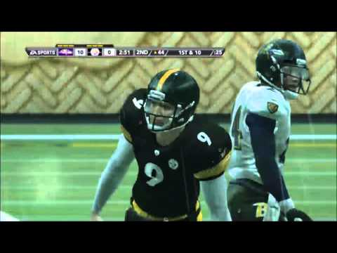 madden 12 tips - Learn how to block punts in madden 12.