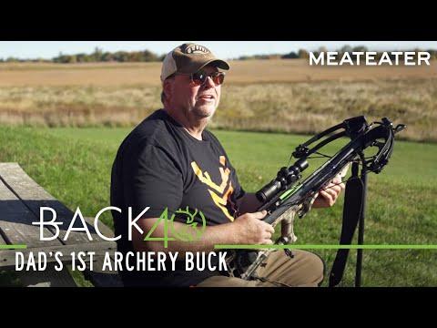 Back 40 Season 2 Ep. 4: Mark Kenyon's Dad Kills His First Archery Buck