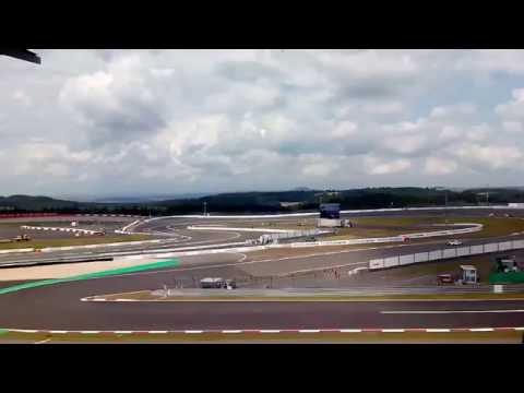 Fia WEC 6hNürburgring - fp1 friday impressions from grandstand