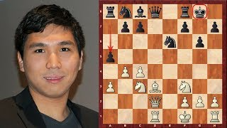 GM Wesley So vs GM Anish Giri - Gashimov Memorial (2015)