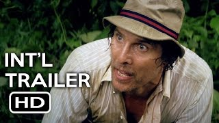 Nonton Gold Official International Trailer #1 (2016) Matthew McConaughey Drama Movie HD Film Subtitle Indonesia Streaming Movie Download