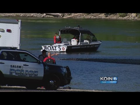 Crews suspend search for boy missing in river