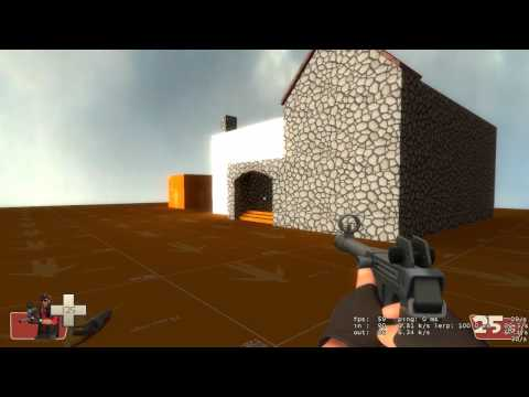 TF2 map test – Kit's house.