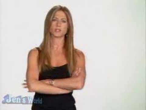 Jennifer AnistonPublic Service Announcement 2004