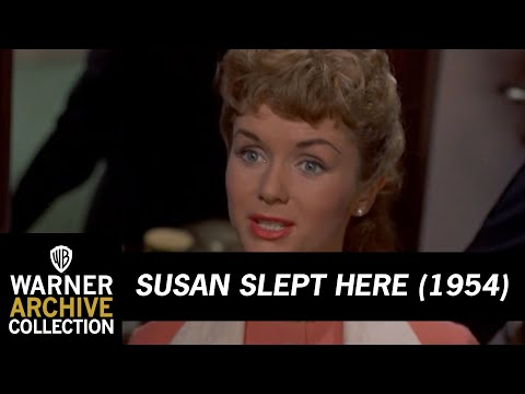 Susan Slept Here (1954) – See You Later, Isabelle