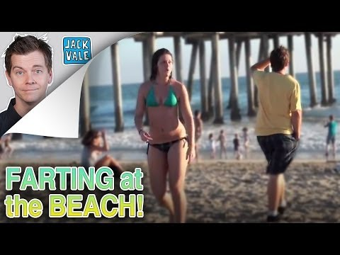 Beach - I took my Pooter to Huntington Beach, CA and farted on people! And it was fun. Buy A Pooter here: http://www.thepooter.com.