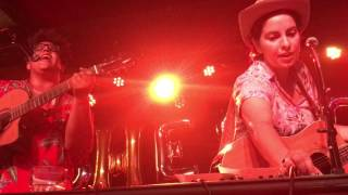 Bermuda Triangle - Brittany Howard of Alabama Shakes, Becca Mancari, and Jess Lafser make their debut at Basement East in...
