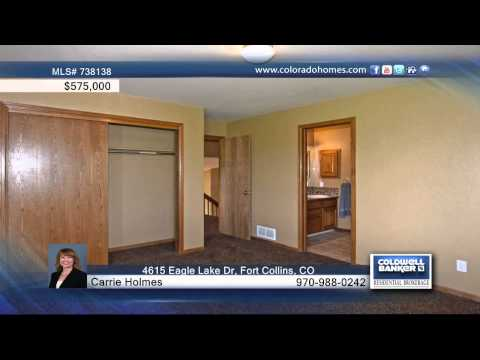 4615 Eagle Lake Dr  Fort Collins, CO Homes for Sale | coloradohomes.com