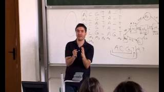 Introduction To Bioinformatics - Week 7 - Lecture 3
