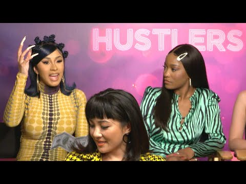 Cardi B Describes EXTREMELY Candid Reason Why She Couldn't Pole Dance in Hustlers (Exclusive)