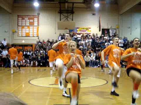 District Sports Night 09 – Carey Exercise Dance