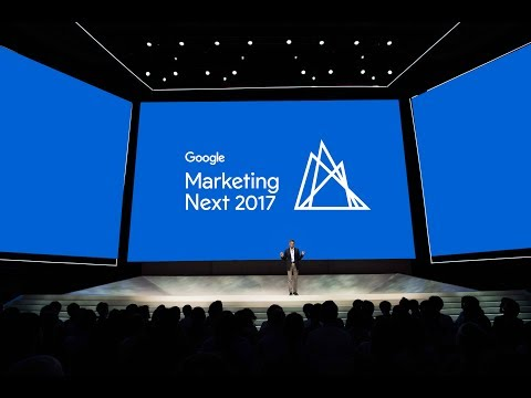 Google Ads, Analytics and DoubleClick Announcements Keynote