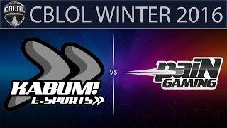 KaBuM vs paiN, game 1