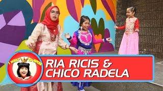 Video Acha Acha, Ria Ricis dan Alifa Belajar Joget Sama Chico Radella - I Want To Know (21/10) MP3, 3GP, MP4, WEBM, AVI, FLV Maret 2019