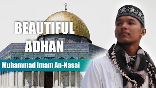 Most Beautiful Adhan by Imam An-Nasa'i