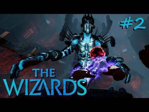 The Wizards [Ep.2] Force Lightning, fighting the Revenant (VR gameplay, no commentary)
