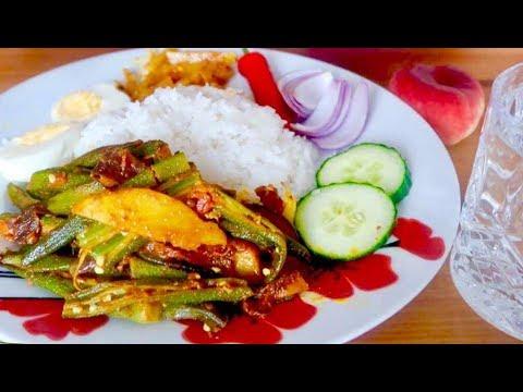 (Aloo Chipley Bhanta Tarkari, Bhat & Eggs - Delicious & Tasty Nepali Food - Mukbang! - Duration: 10 minutes.)