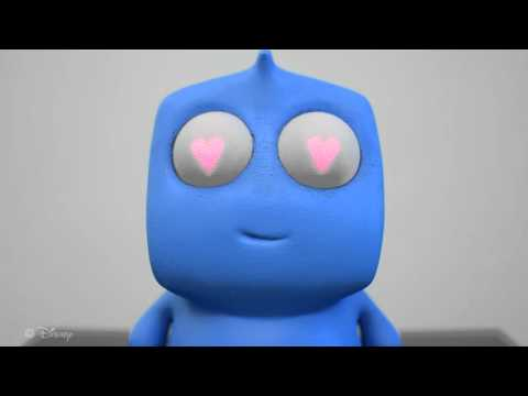 How Disney Is Using 3D Printing To Give Robots Soul-Piercing Eyes