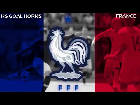France World Cup Final 2018 Goal Song