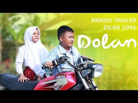 Dilan Versi Bocah || Parody Trailer Dilan 1991