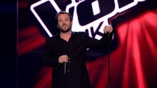 John James Newman: 'Pack Up' / 'Don't Worry, Be Happy' - The Voice UK - Blind Auditions 4 - BBC One