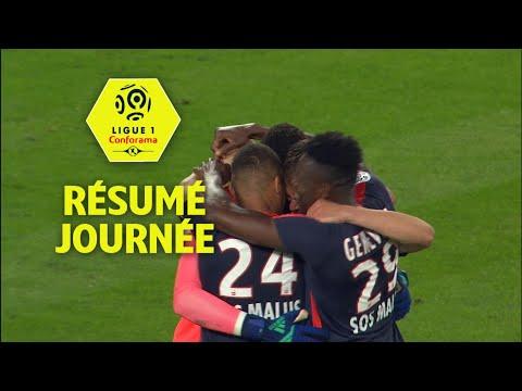 Résumé 38ème journée - Ligue 1 Conforama/2017-18