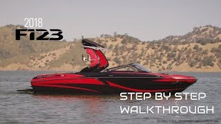 1. Centurion Boats 2018 Fi23 Walkthrough