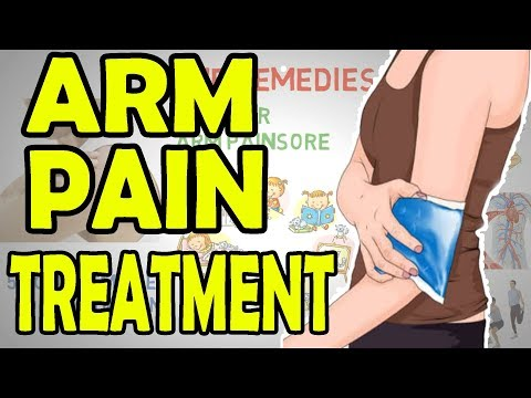 How To Relieve Arm Pain | Arm Pain Treatment | Pain In Both Arms