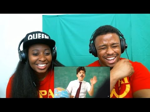 Couple reacts to FUNNY MUSICAL TEACHER  Rudy Mancuso