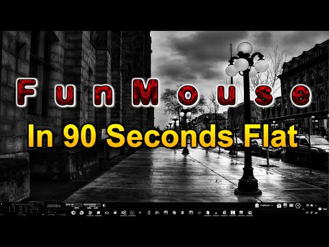 In 90 Seconds Flat Fun Mouse