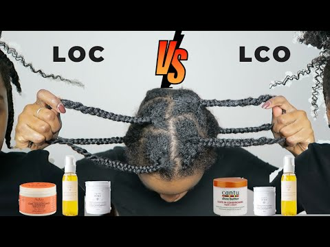 LOC vs LCO Method|  Which is Better ? | 4C/ 4B Natural Hair Chit Chat