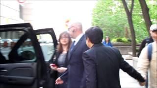 Ken Jeong (Mr. Leslie Chow) in Toronto for