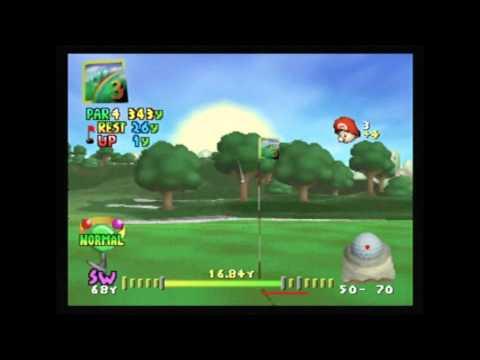 mario golf nintendo 64 descargar