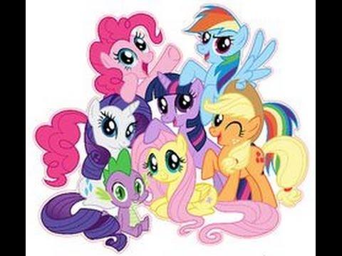 Дружба - это чудо 2 сезон - Мой пони - My-pony ru