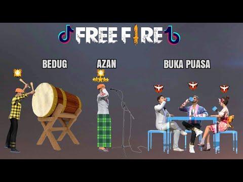 Tik Tok Free Fire (Tik tok ff)Ramadhan,Lucu,Viral,Bar Bar,Pro player,Top Global Kla