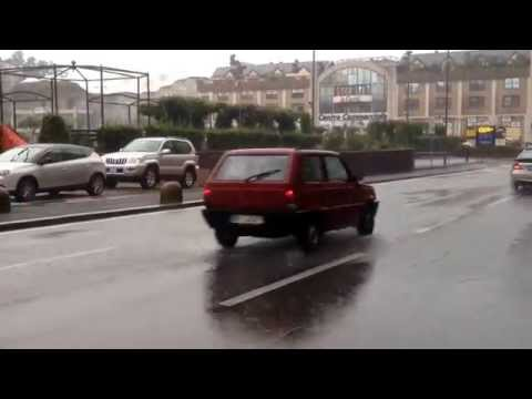 Pioggia torrenziale a Varese