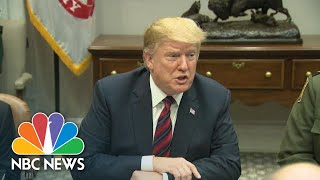 President Donald Trump Issues Order To Ground Boeing 737 Max Jets | NBC News
