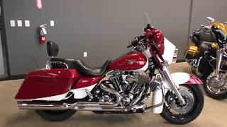 9. 641033   2008 Harley Davidson Street Glide   FLHX