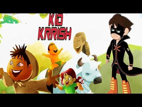 Kid Krrish Full Movie | Mystery In Mongolia | Full Movie In Hindi | Hindi Cartoons For Children