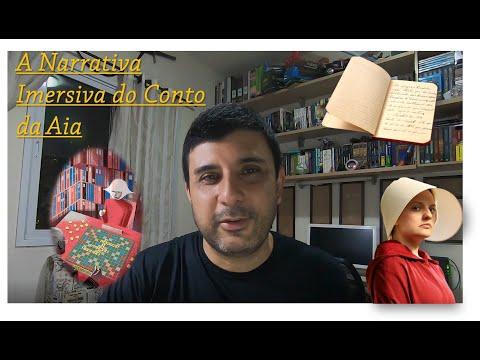 """Literatura na Prática - A Narrativa de """"O Conto de Aia"""""""