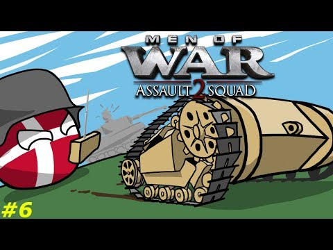 Men of War Assault Squad 2 Memes #6(Game Physics 101)