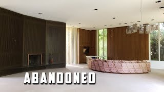Abandoned / Vacant 4,000,000 Mansion with LARGE Media Room