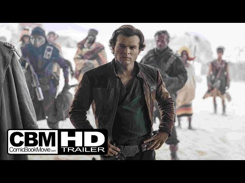 Solo A Star Wars Story - Official Trailer #2 - 2018 Disney