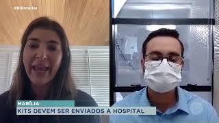 Marília: liminar obriga fornecimento de ' Kit Entubação' para hospital
