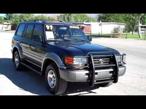 1997 Toyota Land Cruiser 4×4,  SN-18014 Cactus Auto