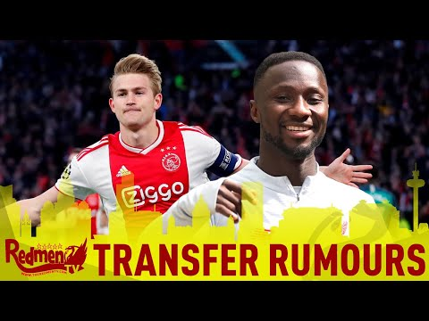 De Ligt To Move To Barca, Keita In Squad For Madrid | LFC News LIVE