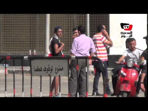 القبض علي شاب في محيط «الصحفيين» يرتدي شعار الزمالك