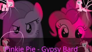 Pinkie pie - Gypsy Bard