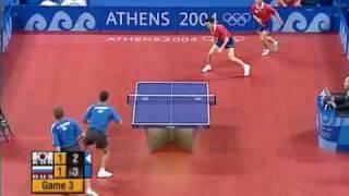 Athens 2004 - A.Smirnov & D.Mazunov vs Lee C.S. & Ryu S.M.