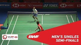 Download Video SF | MS | LEE Dong Keun (KOR) vs Khosit PHETPRADAB (THA) | BWF 2018 MP3 3GP MP4